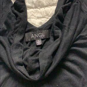 ANGL Tops - ANGL Deep V Tank top